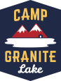 Image of Camp Granite Lake Colorado summer camp logo